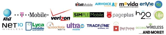 USA Prepaid Wireless Mobile Top Up Providers